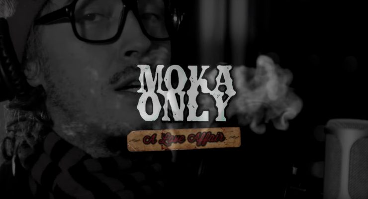 Moka Only – 'Love Affair' live on HHV (2011)