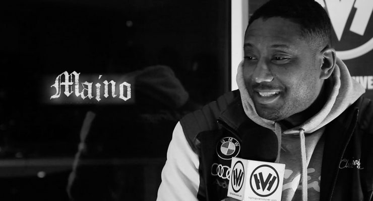 HHVtv – Maino Interview (2017)