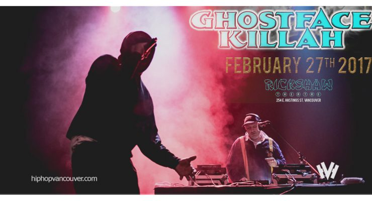 Ghostface Vancouver
