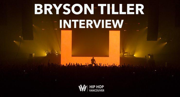Bryson Tiller Interview (2017)