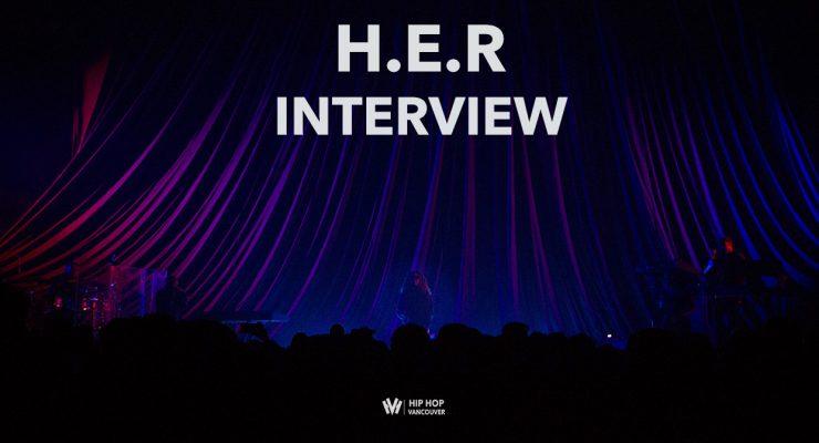 H.E.R Interview