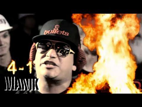 KOTD – Rap Battle – Manik vs Young Hungry