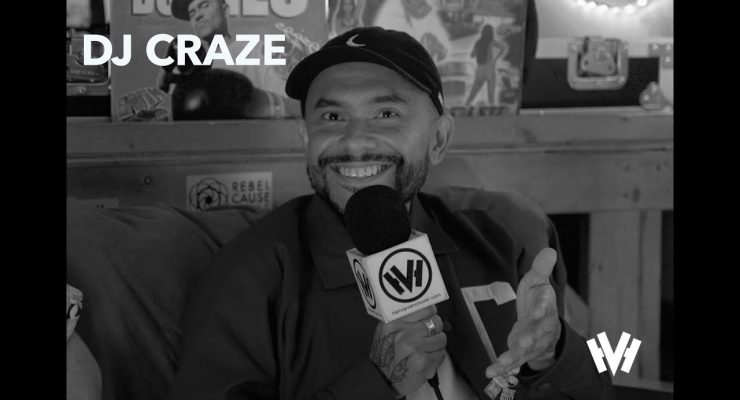 DJ Craze Interview (HIP HOP VANCOUVER)