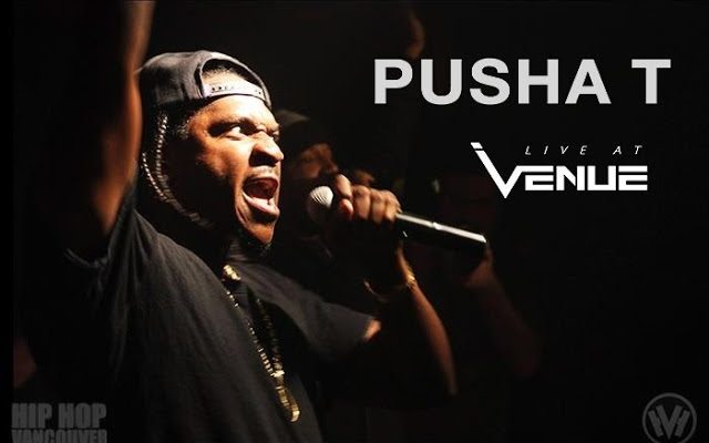 Pusha T Performs Live in Vancouver 2014 (HQ)