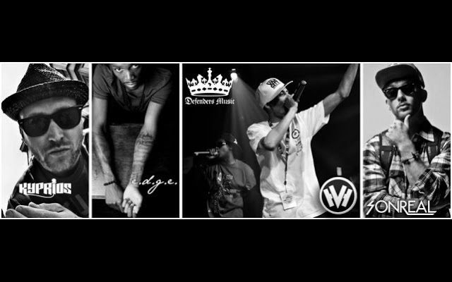 """HHVtv Presents the Making of """"We Got It"""" by Defenders of the Faith, E.D.G.E, Kyprios & SonReal"""