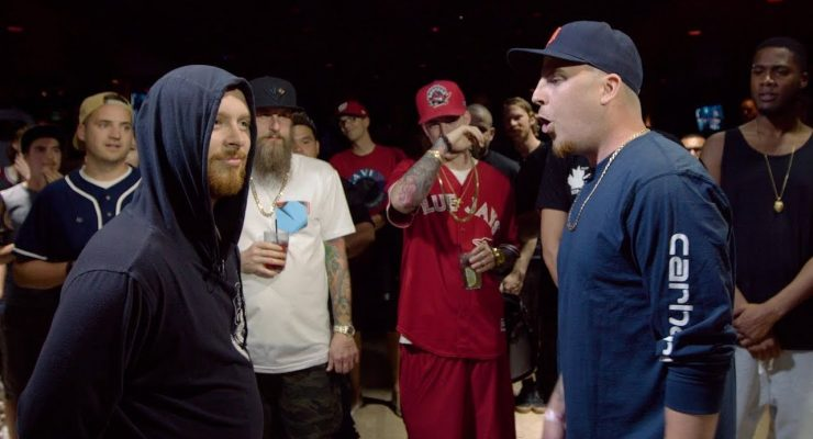 KOTD – Rap Battle – DP The Mercenary vs DekstOne | #GZ
