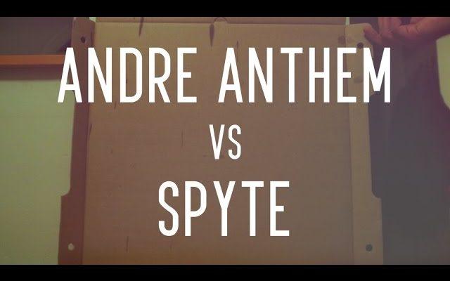 KOTD – Rap Battle – Andre Anthem vs Spyte | #GZ