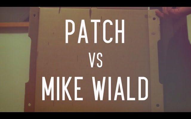 KOTD – Rap Battle – Patch vs Mike Wiald | #GZ