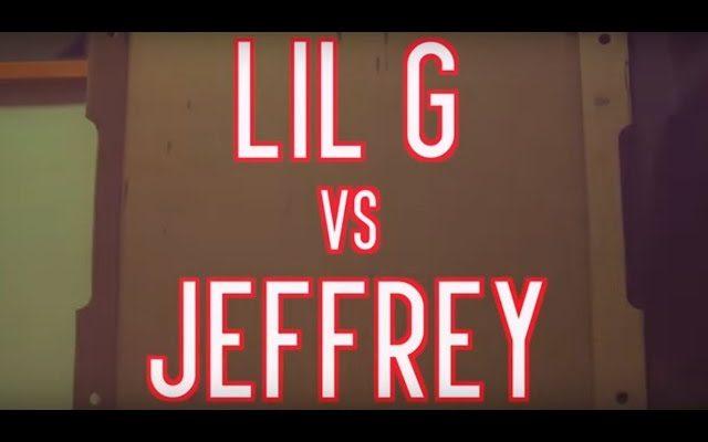 KOTD – Rap Battle – Lil G vs JeFFrey | #GZ