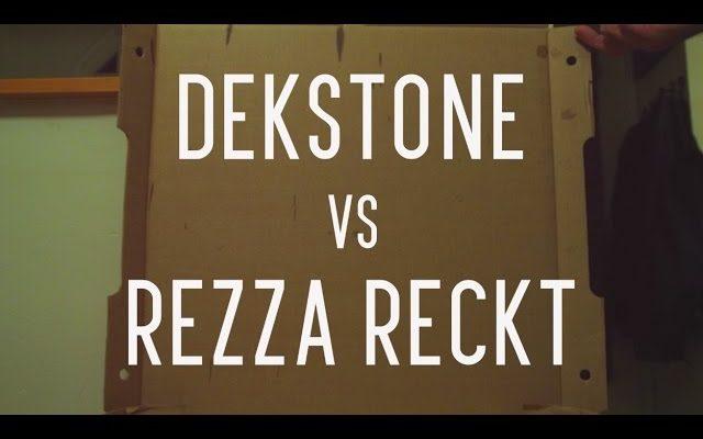 KOTD – Rap Battle – DekstOne vs Rezza Reckt | #GZ