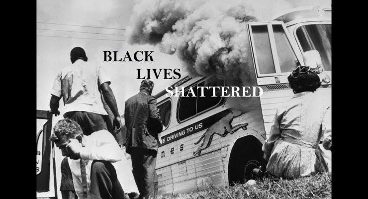 "Panther Matumona ""Black Lives Shattered"" (Rest) 