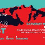 JUNOfest '18 – Women In Music Canada – Terra Lightfoot + more