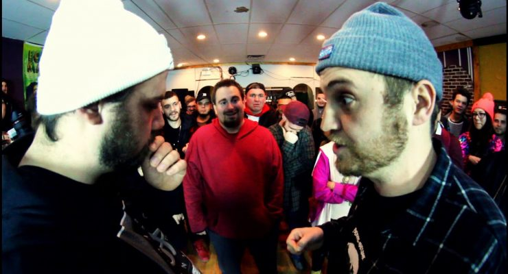 Smoked Out Battles [4 Year Anniversary] : Sketch Menace vs. Stevie P