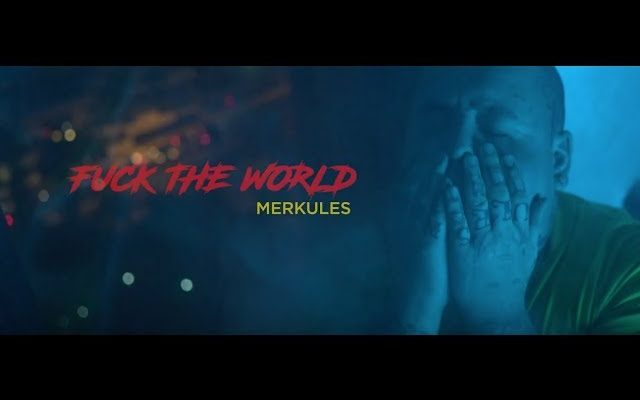 "Merkules – ""F*** The World"" (Official Video) #COLE"