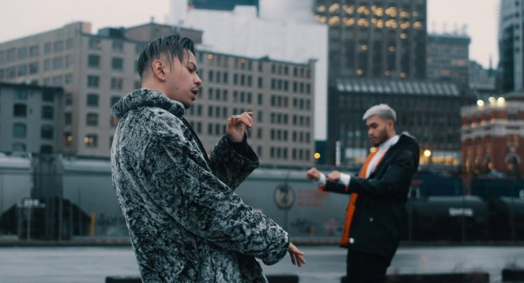 MANILA GREY – Timezones (Official Music Video)