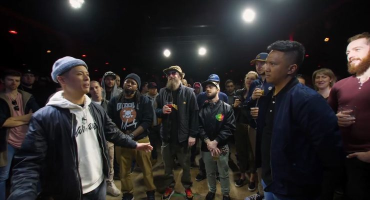 KOTD Vancity – A-Class vs Patch | #GZ
