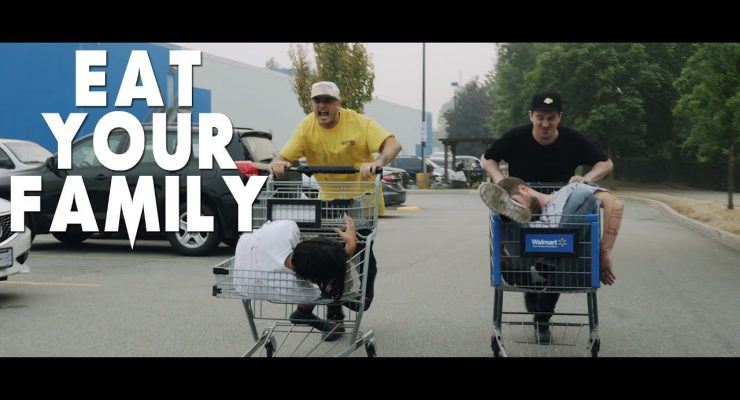 Junk – Eat Your Family ft Mike Murder – (Official Video)