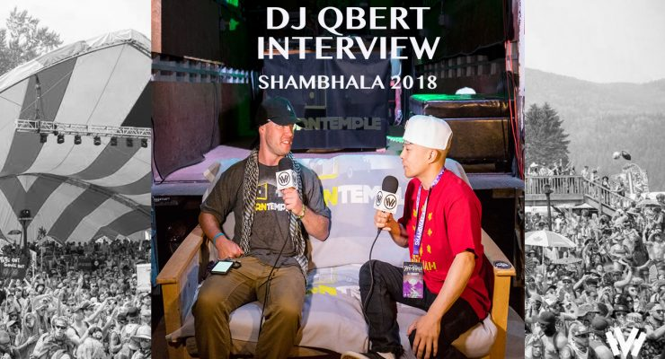 DJ Qbert Interview (HIP HOP VANCOUVER)