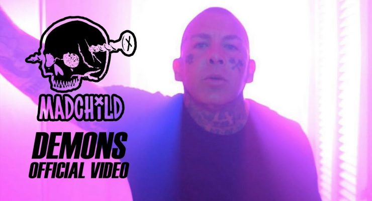 Madchild – Demons (Official Music Video)